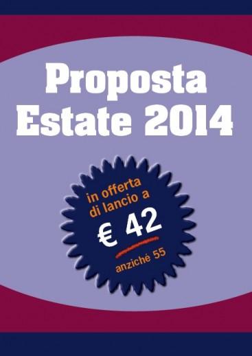 Proposta Estate 2014