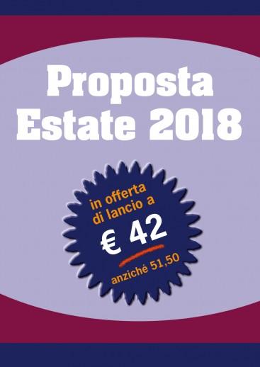 Proposta Estate 2018