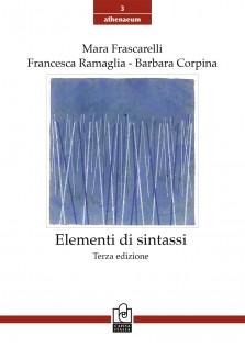 Elementi di sintassi - 3a edizione